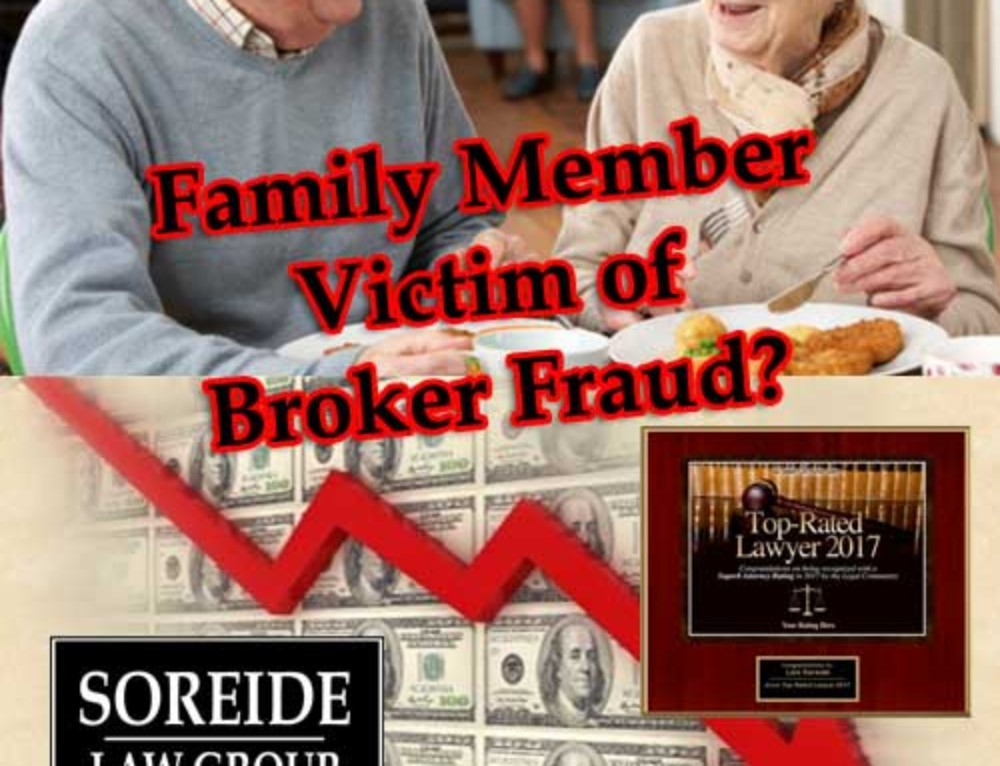 Fort Lauderdale Broker, ROGER KROEGER, Formerly with Invest Financial Corporation Arrested for Theft from a 92 Year-Old Woman