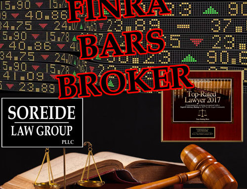 GERALD A EATON Barred by FINRA