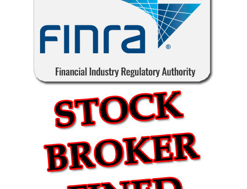 Boca Raton Broker, LARRY C WOLFE, Fined and Suspended by FINRA