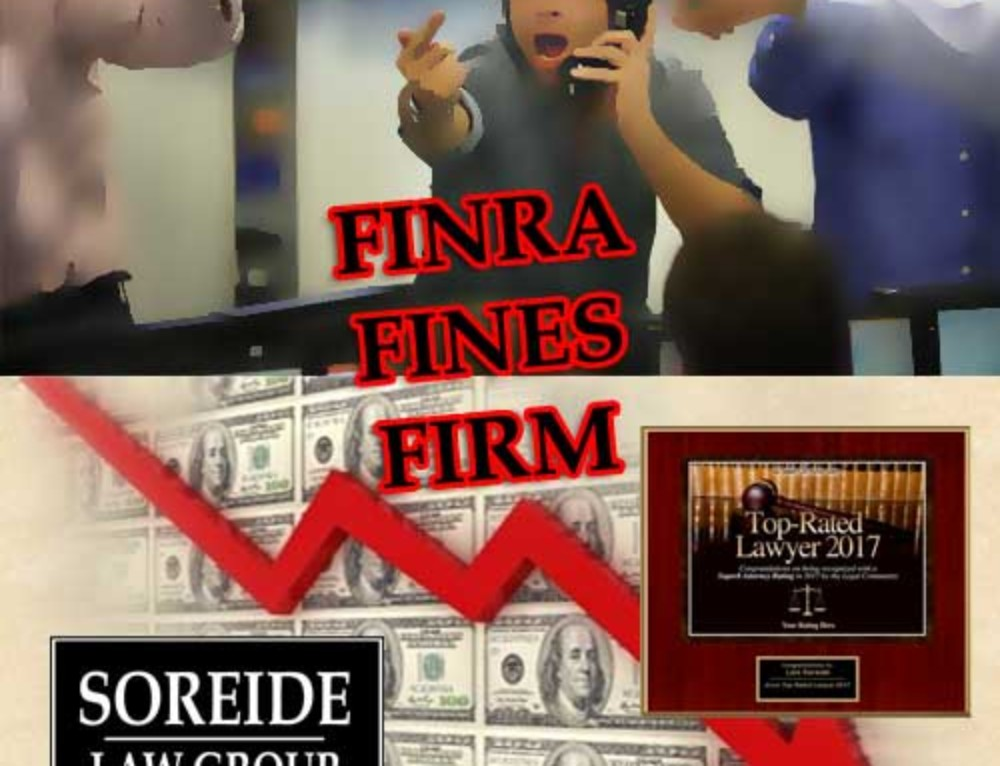 CFD Investments Inc. Fined and Censured by FINRA Over Non-Traditional ETF Sales