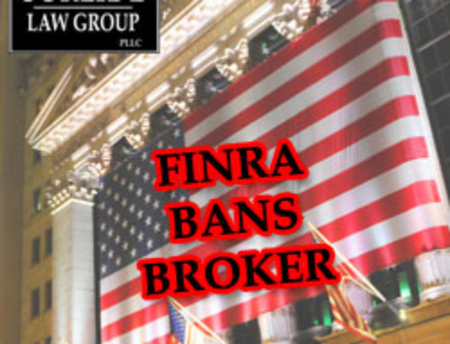 Former Summit Brokerages Services Broker, Thomas Joseph Vilord, Barred by FINRA